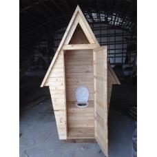 Туалет дачный 90х90